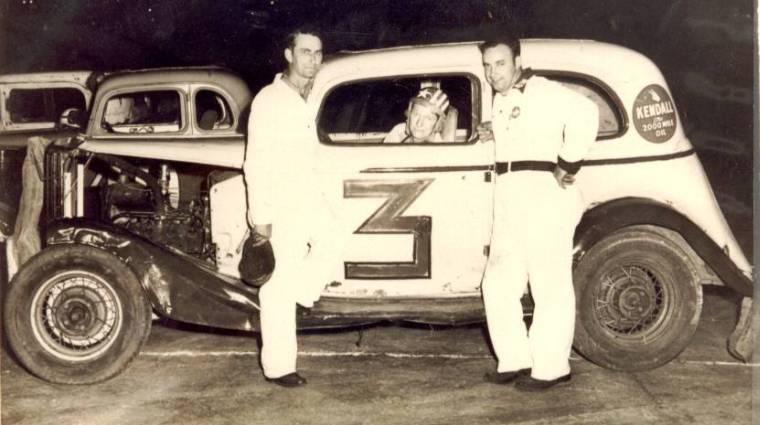 Stock Car Races Memorial Day 1951 Winfield Kansas
