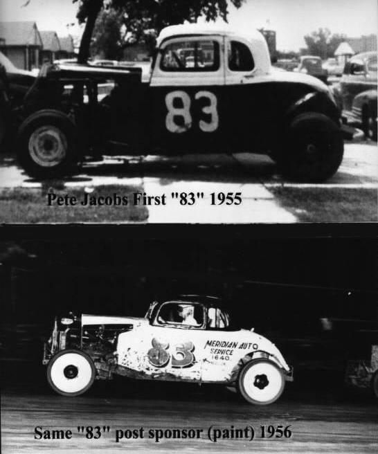 Pete jacobs raced stock cars at winfield kansas for Winfield motors wichita ks