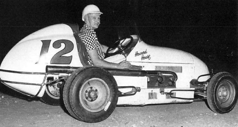 Cars For Sale Los Angeles >> Sprint Car and Midget Races at Hutchinson, Kansas on September 19, 1960