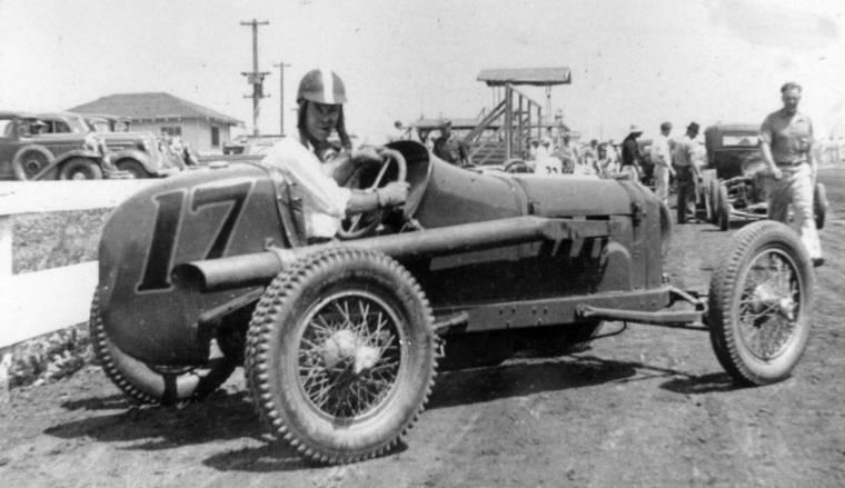 West Brothers Sullivan Mo >> Big Car Races at Hutchinson, Kansas on September 17, 1946
