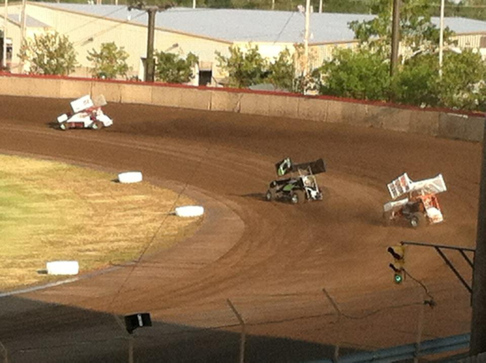 The Hutchinsonnationals At The State Fairgrounds In Hutchinson Kansas On July 13 2012