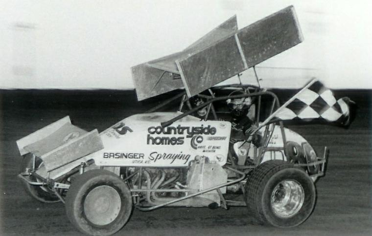 Carson City Dodge >> Sprint Car Races at Hutchinson, Kansas on September 12, 1994