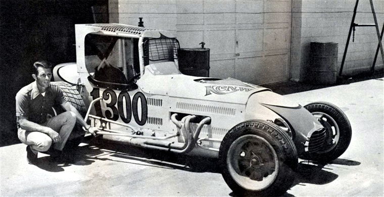 Time Trials For The National Modified Jalopy Championship