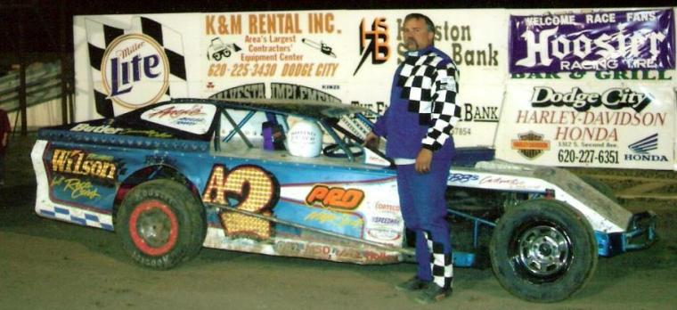 Auto races at hutchinson kansas on september 12 2003 for Winfield motors wichita ks